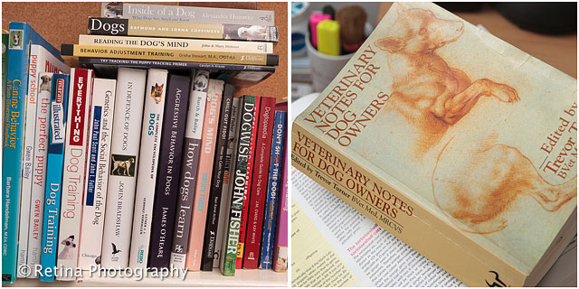 Dog Behaviour And Vetinary Study Text Books