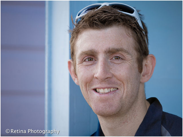 Portrait of Portsmouth Southsea Triathlon Competitor