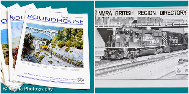 Model Train Magazine and Directory