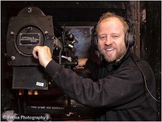 Portrait of Plaza theatre Lighting Engineer