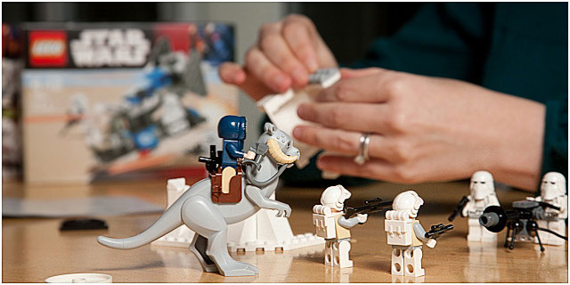 Lego Star Wars Figurines