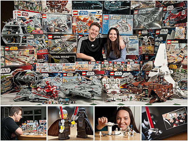 Weekend Passions Lego Collectors Editorial Montage