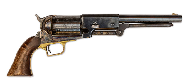 1847 Colts Dragoon Revolver Aka Walker Colts