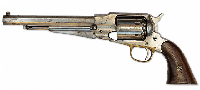 1859 Remington New Model Army Revolver