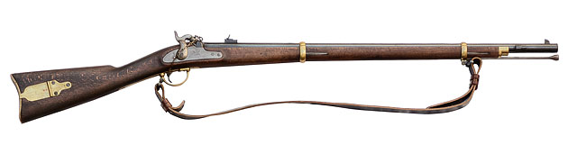 1863 Remington Zouave Rifled Musket