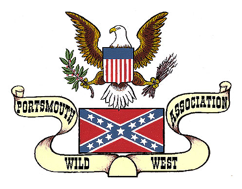 Portsmouth Wild West Association Logo