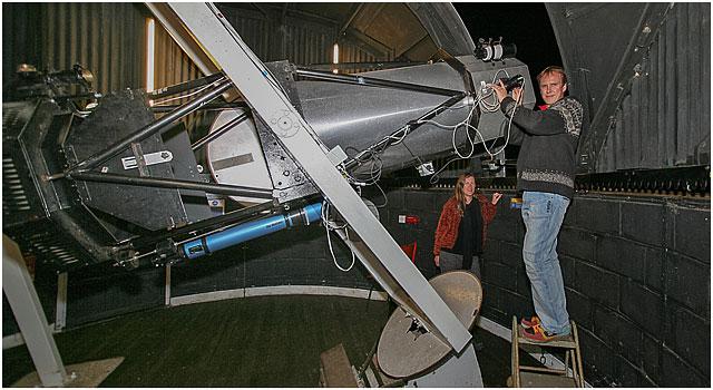 Original Hampshire Astronomical Group 24 Twenty Four Inch Telescope