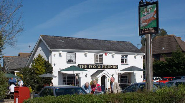 Fox And Hounds Denmead Public House Community Ownership Cooperative Front View 2011