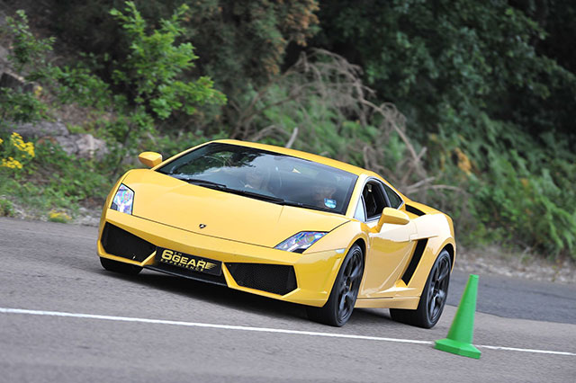 6th Gear Driving Experience Lamborghini Gallardo Special Edition LP560