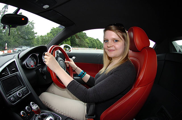 Audi R8 Driving Experience