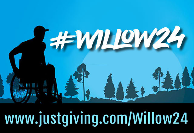 willow24 justgiving.com