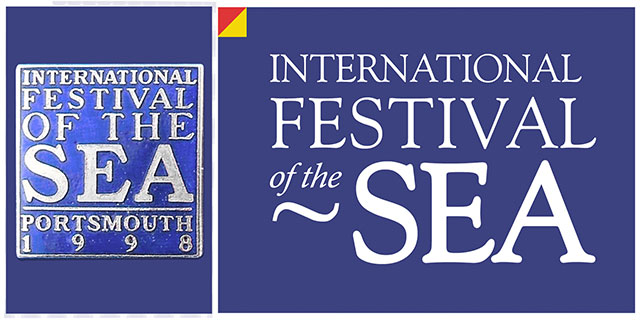 Festival Sea FOS 1998 2015 Badge Logo Logotype