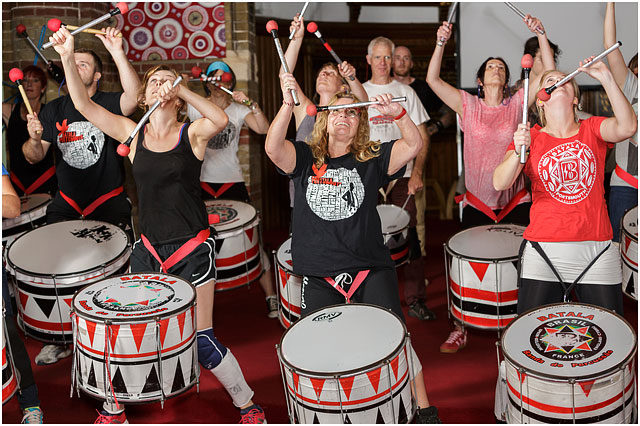 Batala Portsmouth Practice Night