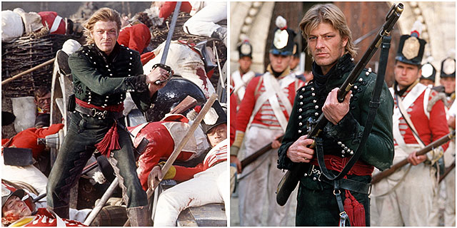 Sean Bean Richard Sharpe