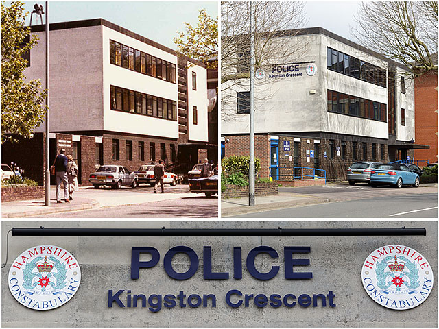 Kingston Crescent Fratton Police Station