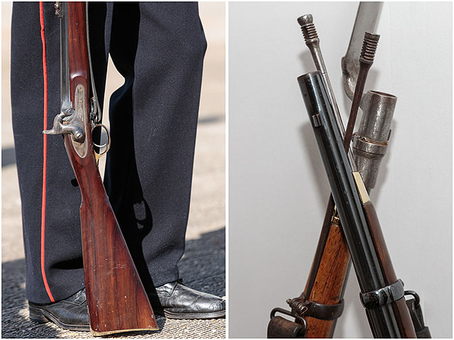1858 Royal Enfield Musket