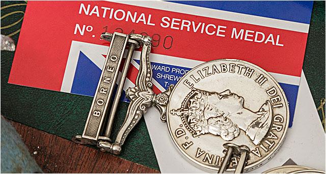 Campaign Service Medal Borneo