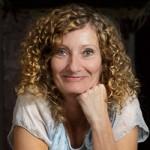 Pub Landlady Headshot Portrait