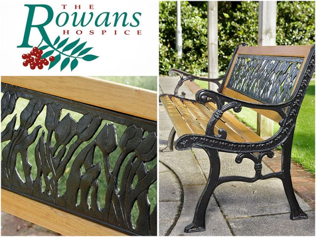 Rowans Hospice designed and built by Havant Men's Shed