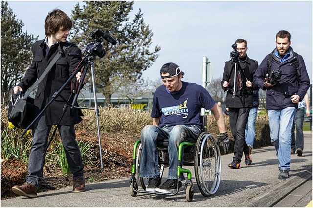 Willow24 Documentary Film Crew On The Road