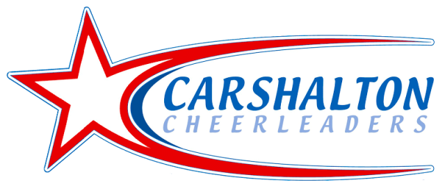 carshalton cheerleaders logo