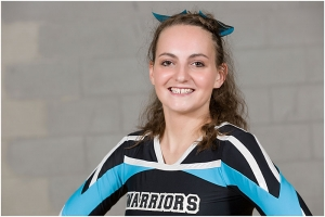 Ellie Owner And Head Coach At The Portsmouth Warriors Cheerleading Squad