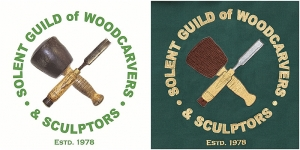 Solent Guild Of Woodcarbers And Sculptors Logo