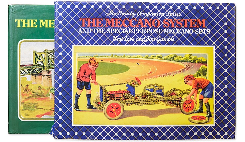 The Meccano System Companion Books