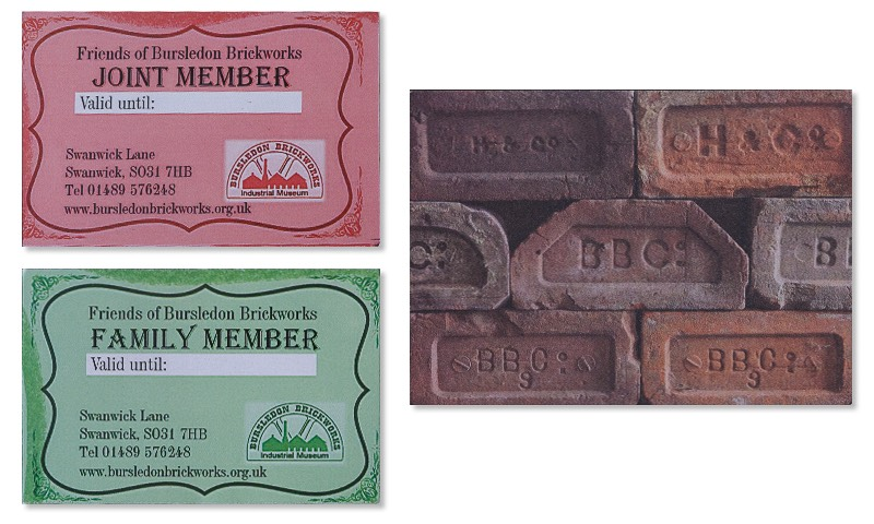 Friends of Bursledon Brickworks Season Ticket