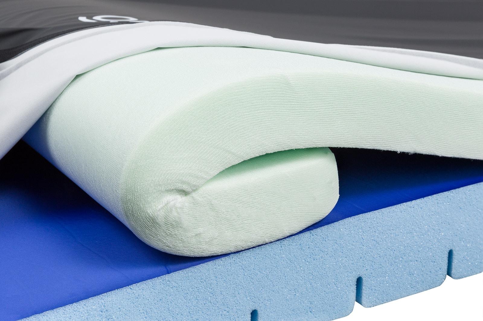 oska mattress foam features product close-up