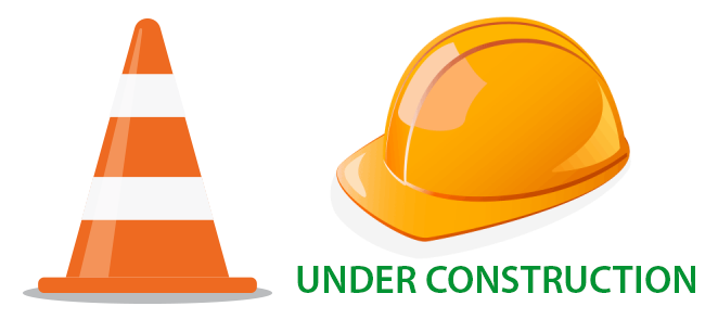 under construction website artwork